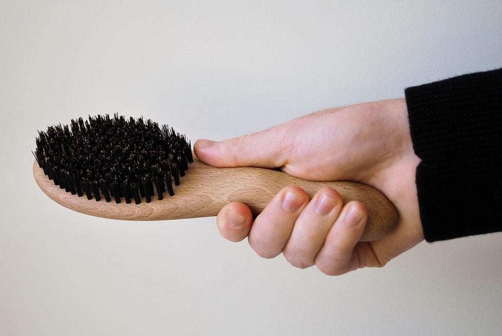 Project haarborstels